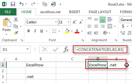 excel concat function example2
