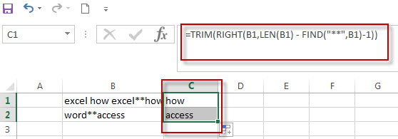 excel find function qa3
