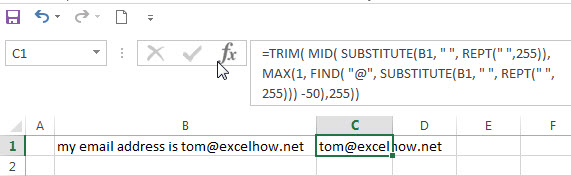 excel find function qa4-1
