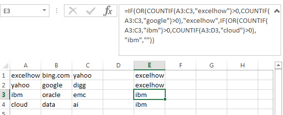Nested IF Statements For A Range Of Cells1