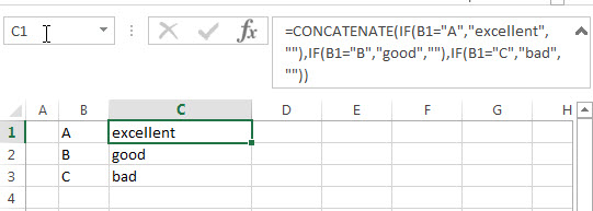 Nested IF function alternatives1