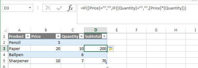 excel nested if example11_1