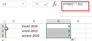 Combining the Replace function with Text function 1