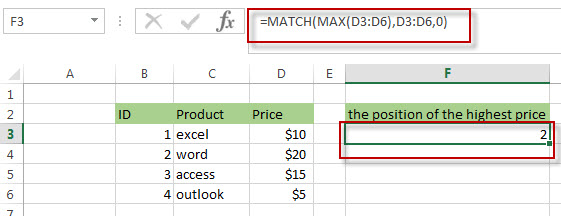 Get the Relative Row Position of all Rows in Range7