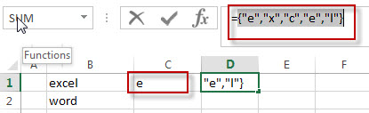 How to split text string into an Array with VBA code4