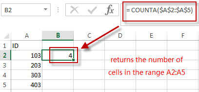 reverse a list counta function1