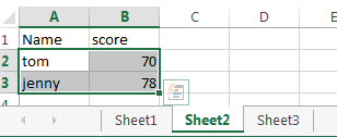 merge multiple worksheets into one1