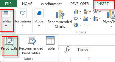 group hour with pivottable1