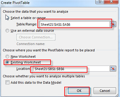 group hour with pivottable6
