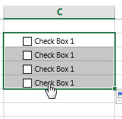 insert multple checkboxes4