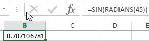Excel SIN examples4
