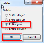 delete rows based on cell value6