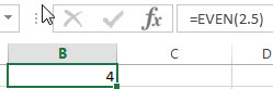 excel even examples1