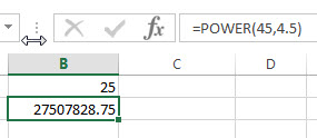 excel power example2