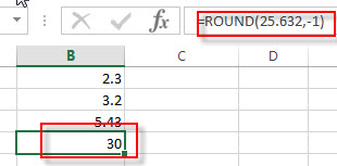 excel round examples4
