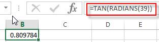excel tan examples3