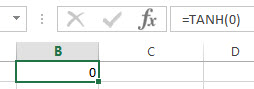 excel tanh examples2