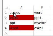 find duplicate values in two columns9