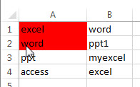 find duplicate values in two columns6
