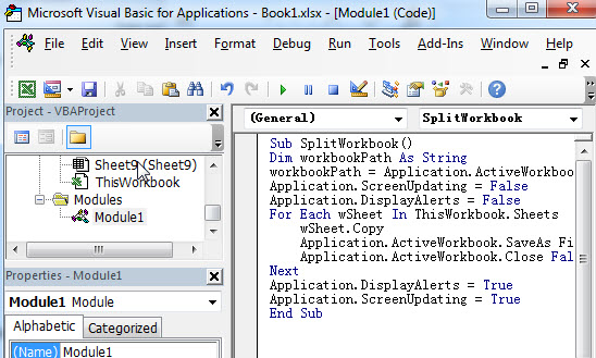 split workbook into separate file1