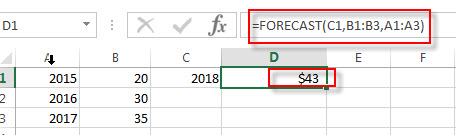 excel forecast examples1