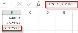 excel log examples3