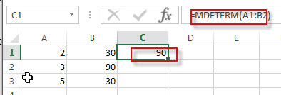 excel minverse examples1