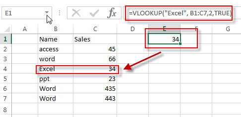check if a value exists in range1