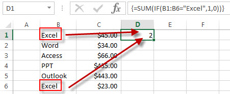 count cells that contain certain text2