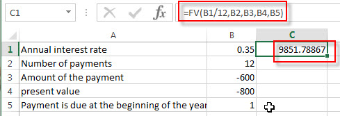 excel FV examples1