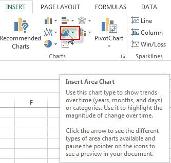 excel area chart1