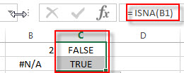 excel isna examples1