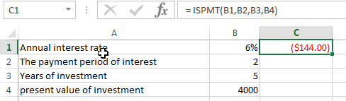 excel ispmt examples1