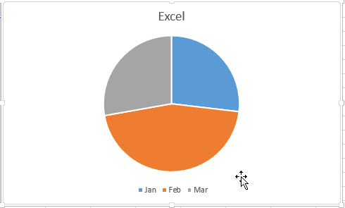 excel pie chart3