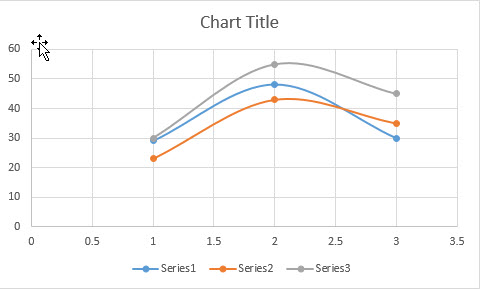 excel scatter chart3