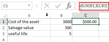 excel sln examples1