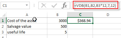 excel vdb examples1