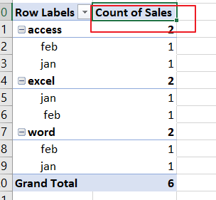 change multiple pivot table fields3