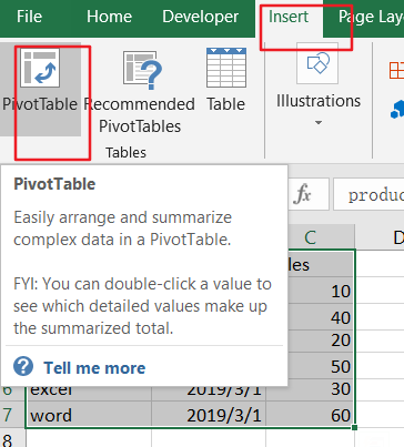 create chart with two level axis12