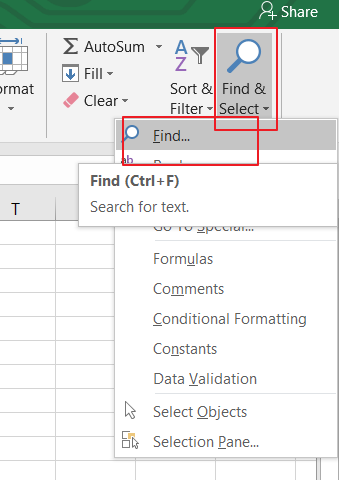 filter data with strikethrough format1
