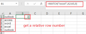 get row number from vlookup1