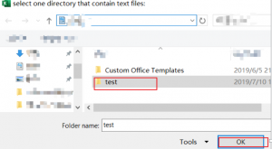 import multiple text file into worksheet6