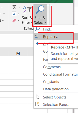 remove specific character from text string2