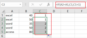 conditional format rows by group2