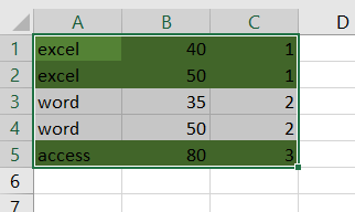 conditional format rows by group6