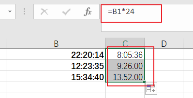 convert time to decimal hours1