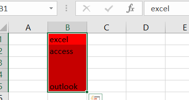remove conditial formatting on blank cell1