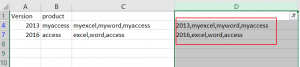 Concatenate Cells If Same Value Exists in Another Column15