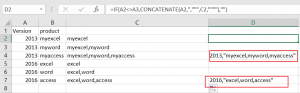 Concatenate Cells If Same Value Exists in Another Column3