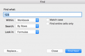 How To Quickly Search A Value In Multiple Sheets Or Workbooks 2
